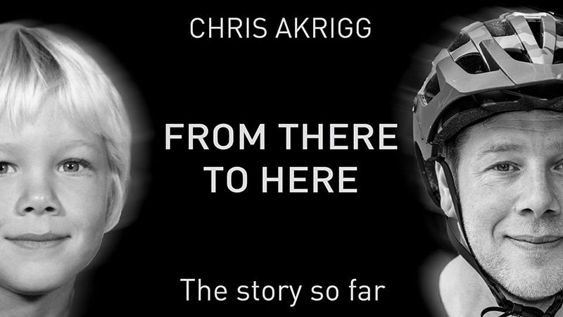 Video Crhiss Akrigg From There to here